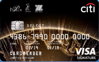 citi m credit card